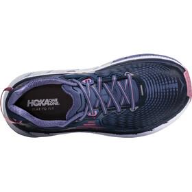 Hoka One One Gaviota - Zapatillas running Mujer - violeta/azul